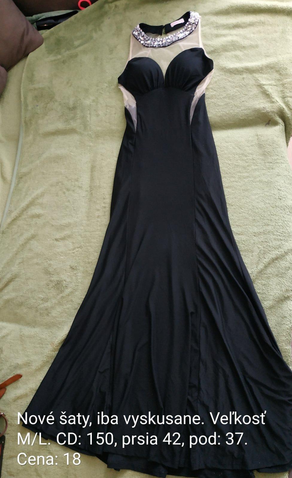 Spoločenské šaty nove fa96e176081