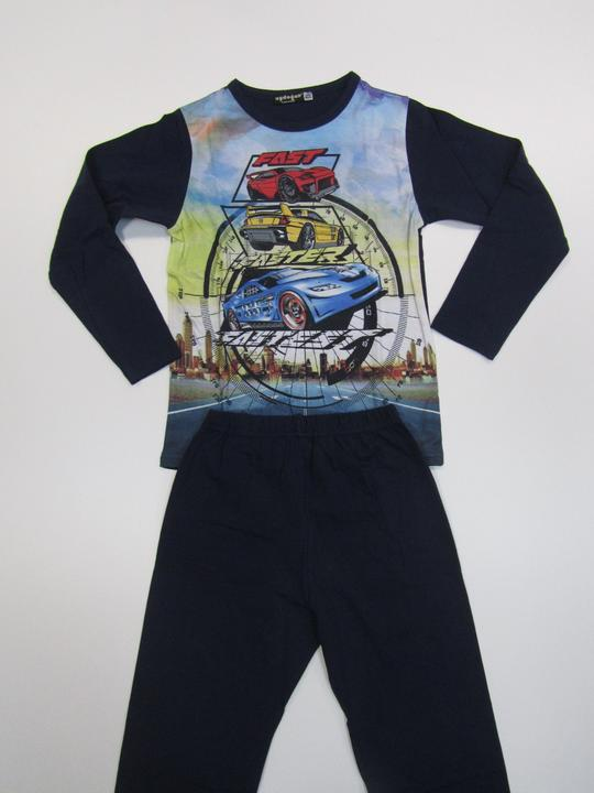 Detské chlapčenské pyžamo na 8 rokov len za 13 cedad5c7fb6