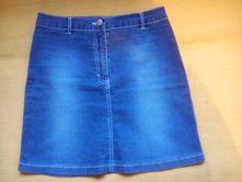 Rifľová sukňa limas, s
