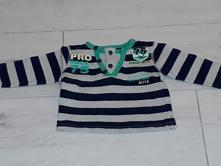 Chlapčenské tričko, dirkje,68