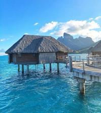 Bora Bora...French Polynesia