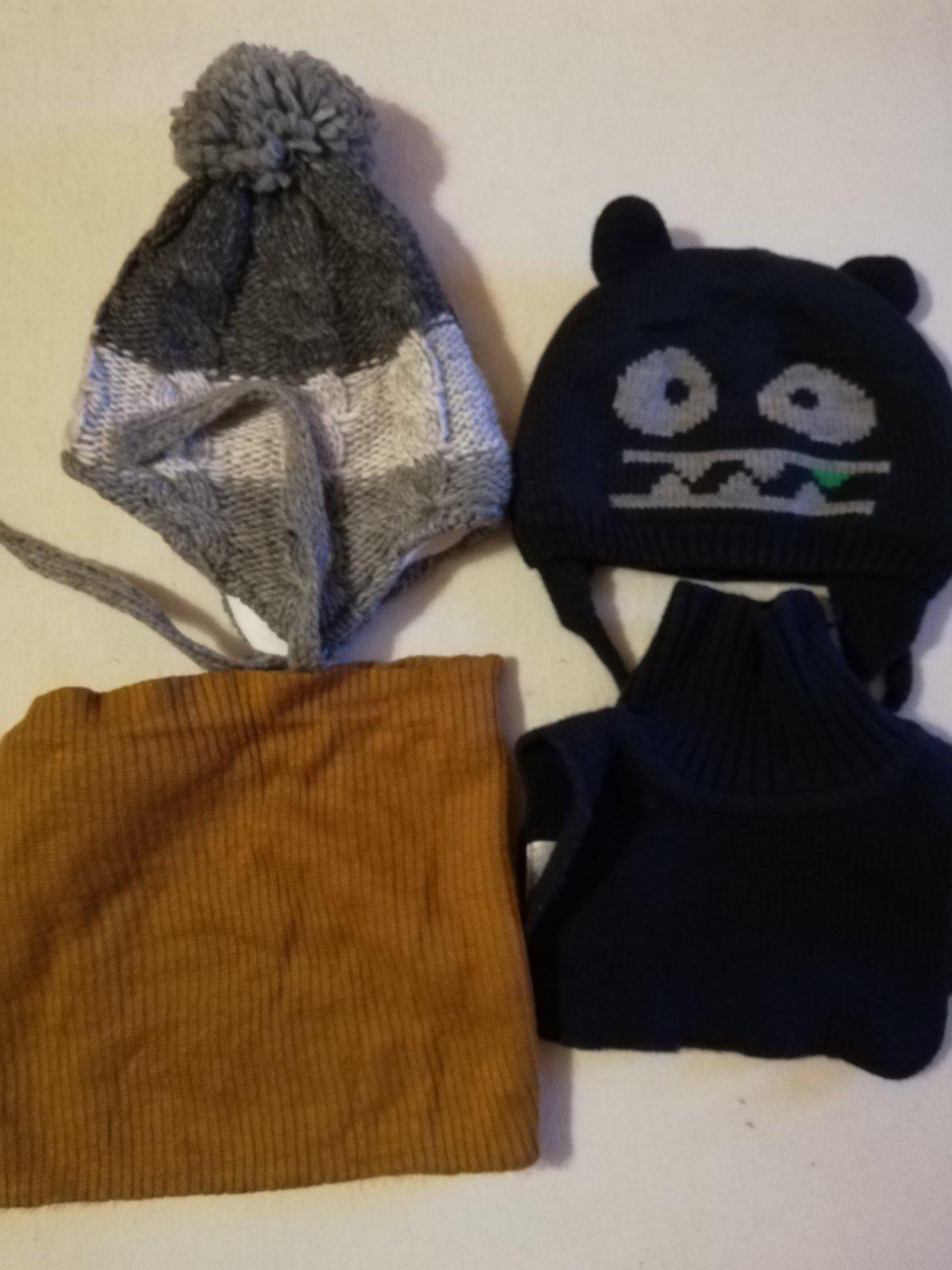 86898ab77 Zimné čiapky a šále, lupilu,68 - 4 € od predávajúcej veve_boudis | Detský  bazár | ModryKonik.sk