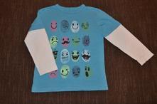 Tričko s dlhým rukávom 110, next,110