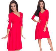 Dámske šaty precedens červené, l - xxxl