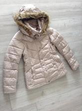 Béžová bunda camaieu 36 5d7510e9045