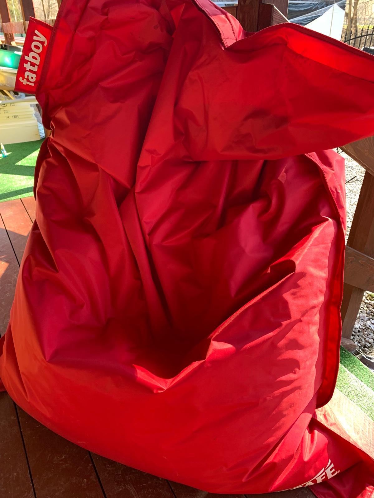 45780f7071042 Fatboy - sedací vak, - 50 € od predávajúcej maddie1711   Detský bazár    ModryKonik.sk