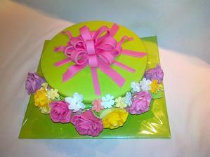 pre svokru k narodeninam darcekova skatula s kvetmi