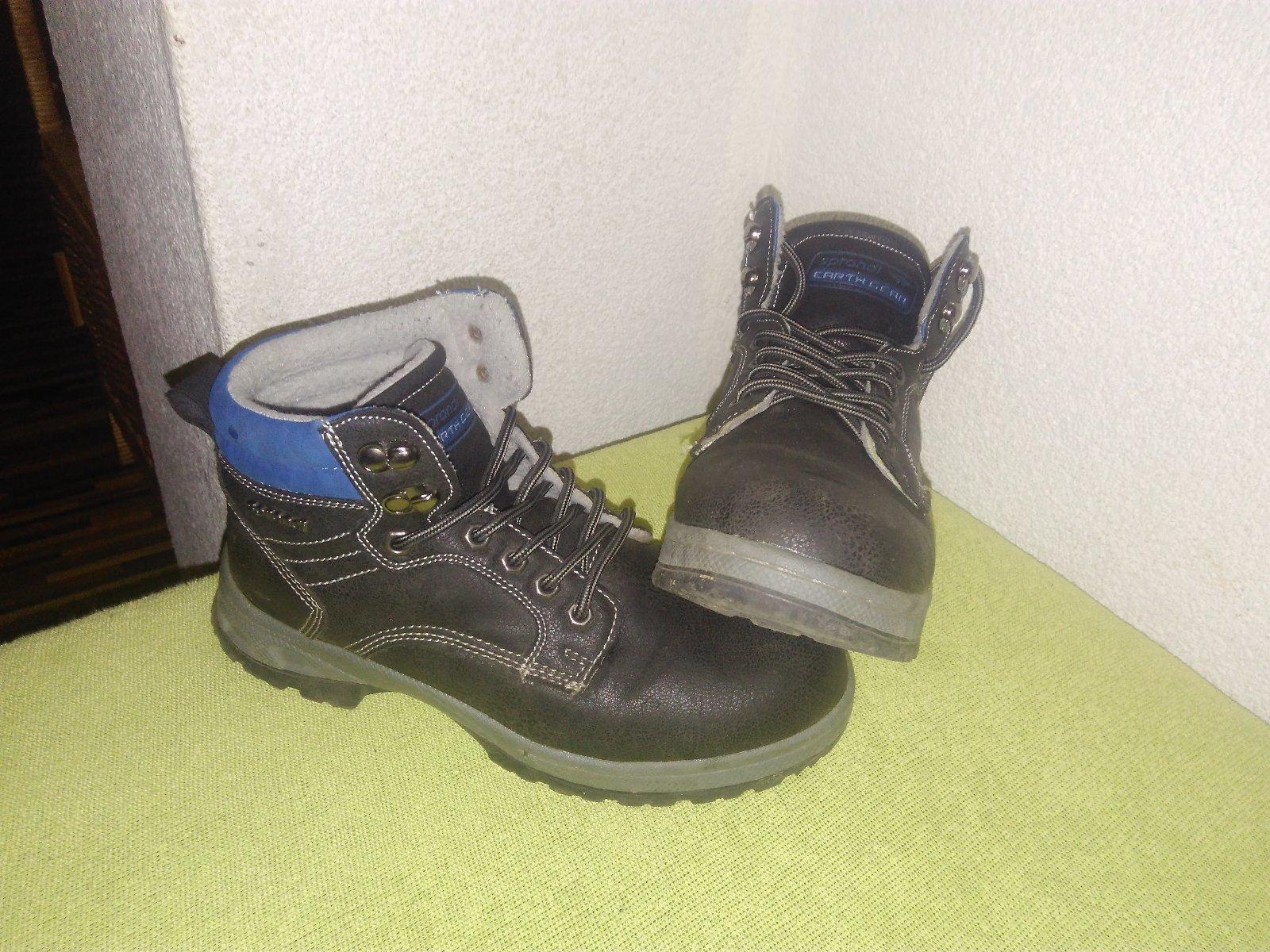 Chlapčenské topánky s ccc e10a6a29021