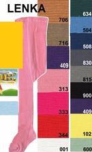 Ekologické pančuchy. žiarivé  farby., tatrasvit,80 - 140
