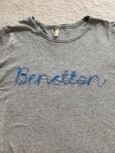 Tričko benetton, benetton,164