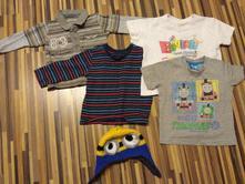 Balík oblečenia pre chlapca  (9-12mesiacov),