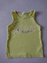 366000188011 Detské tričká bez rukávov a tielka   Pre chlapcov - Detský bazár ...