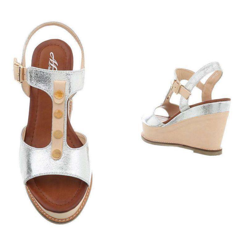 f51297768de6 Zobraz celé podmienky. Dámske sandále na platforme marita ...