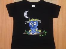 Maľované tričko, 110