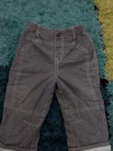 Chlapčenské nohavice zateplené, cherokee,86