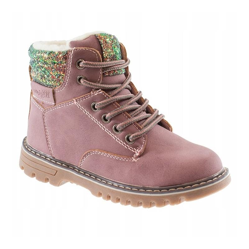 89983f853d Dievčenské zimné topánky - wojtylko 18 60299