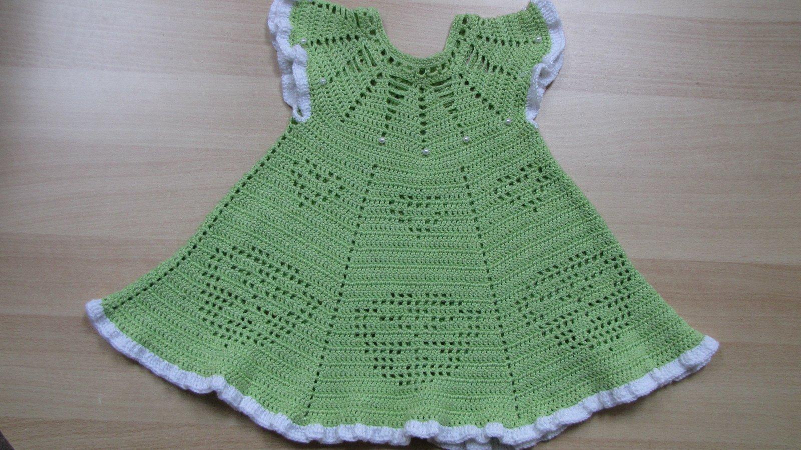 d39ba7503eeb Hačkované šaty plus čiapočka