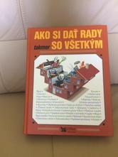Kniha ako si dať rady so všetkým,