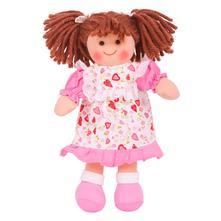 Textilná bábika amy 25 cm 12m+,