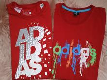 Tričká, adidas,140