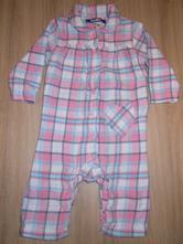 Flanelové pyžamko, lupilu,68