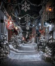 Vianočná Canada🌲❄