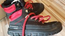 Zimné topánky, quechua,33
