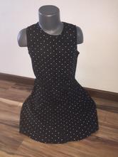 Guličkové šaty, c&a,134
