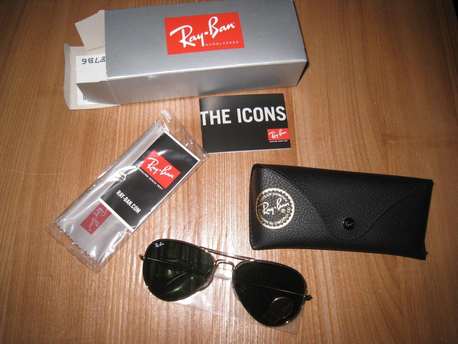 46d61e06f Slnečné okuliare ray ban rb3025, - 65 € od predávajúcej zuzinas | Detský  bazár | ModryKonik.sk