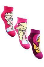 Ponožky frozen členkové , disney,23 - 34