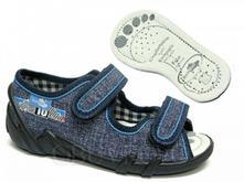 Detské papučky sandálky renbut 23-378 maxi 16, ren but,26 / 27 / 28 / 29 / 30