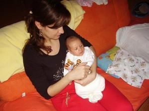S maminkou:-)