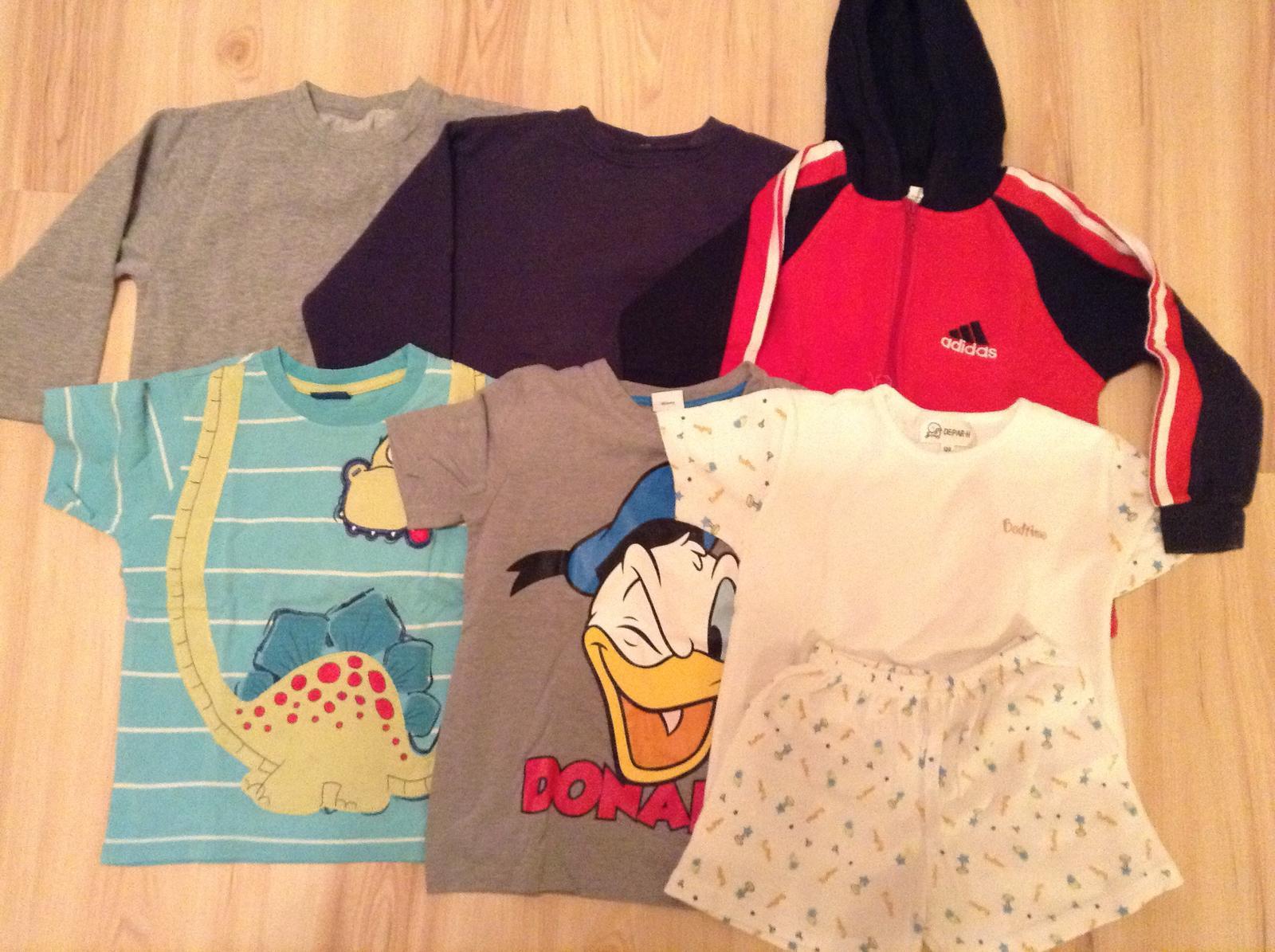 Chlapčenské oblečenie 116-122 ( 6-7 rokov) cbb65a4fd46