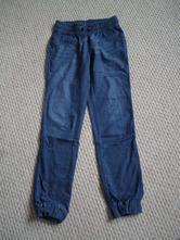 Tenšie riflové nohavice veľ. 158, takko,158