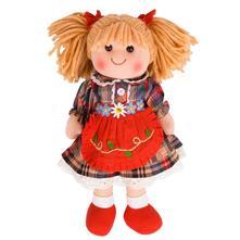 Textilná bábika mandie 35 cm 12m+,