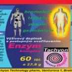 Enzymokomplex- 60 tbl  pri zápaloch ,po operácií,