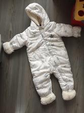 Krásny dojčenský zimný overal, lupilu,68