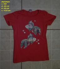 Rybičkové tričko, dopodopo,104