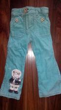 Menžestrové nohavice, kids,92