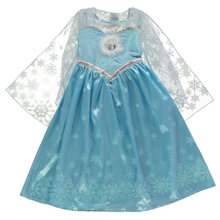 de21145059fb Skladom frozen šaty disney 7-8 rokov
