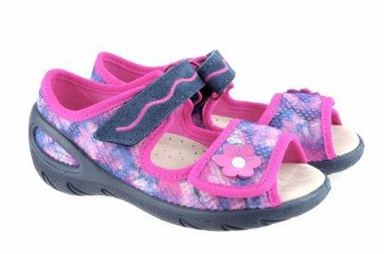 01cbef85d771 Dievčenské sandálky befado 433x021