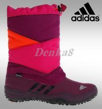 Dievčenská zimná obuv, adidas,28