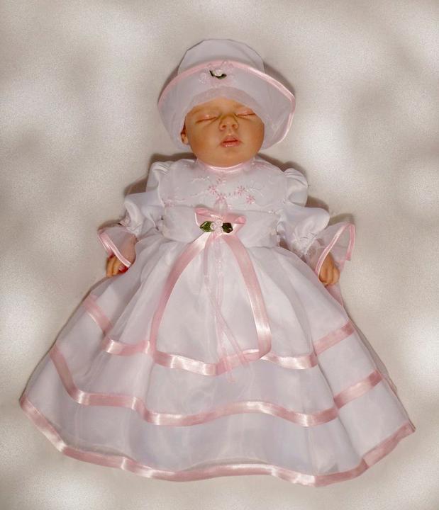 c660379c263d Oblečenie na krst pre dievčatko - Album používateľky detskesaty - Foto 2