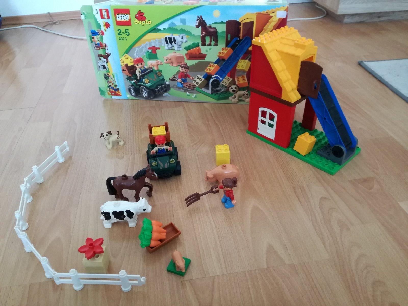 Lego Duplo 4975 Farma 45 Od Predávajúcej Lindaoliver Detský