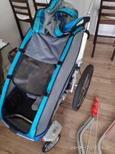 Detsky vozík chariot cx1,
