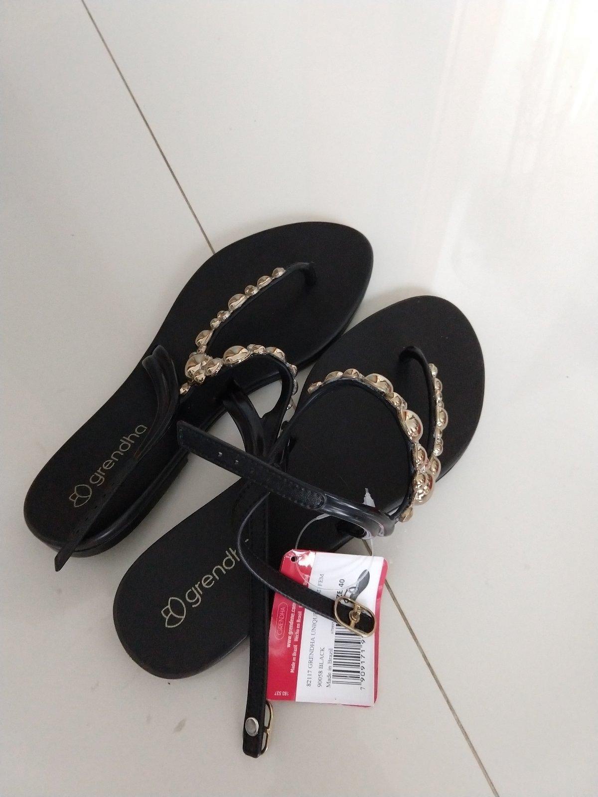 e449880c2c5dc Nenosene sandale grendha, 39 - 9 € od predávajúcej lenkaoravcova | Detský  bazár | ModryKonik.sk
