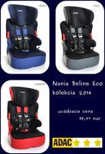 Eco kolekcia - francúzska Beline SP 9-36 kg, testovaná v testoch ADAC
