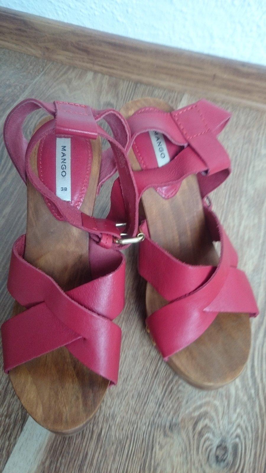905b7163cd Dámske sandále - dreváky