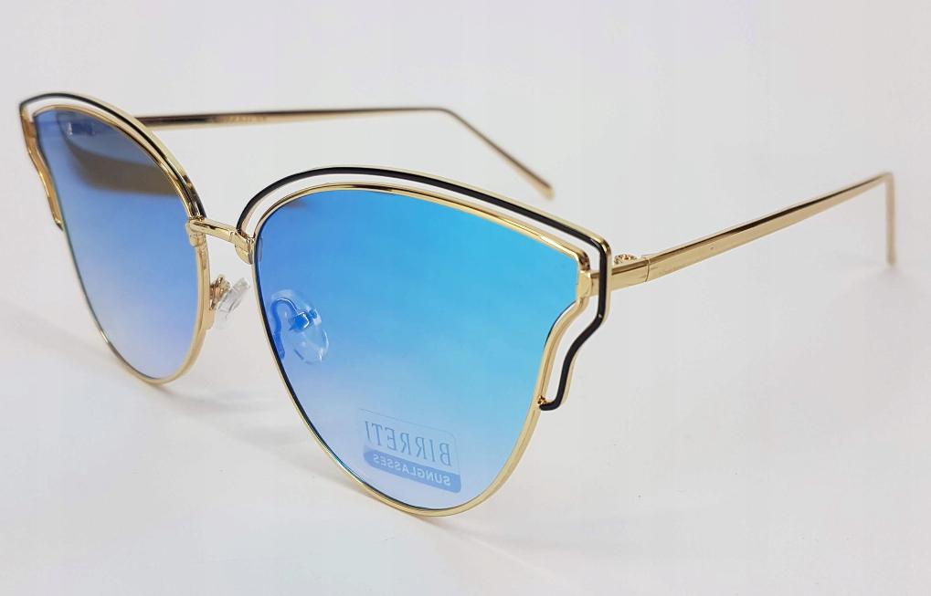 1cba1f51e Dámske slnečné okuliare birretiflow zlaté, - 26 € od predávajúcej ...