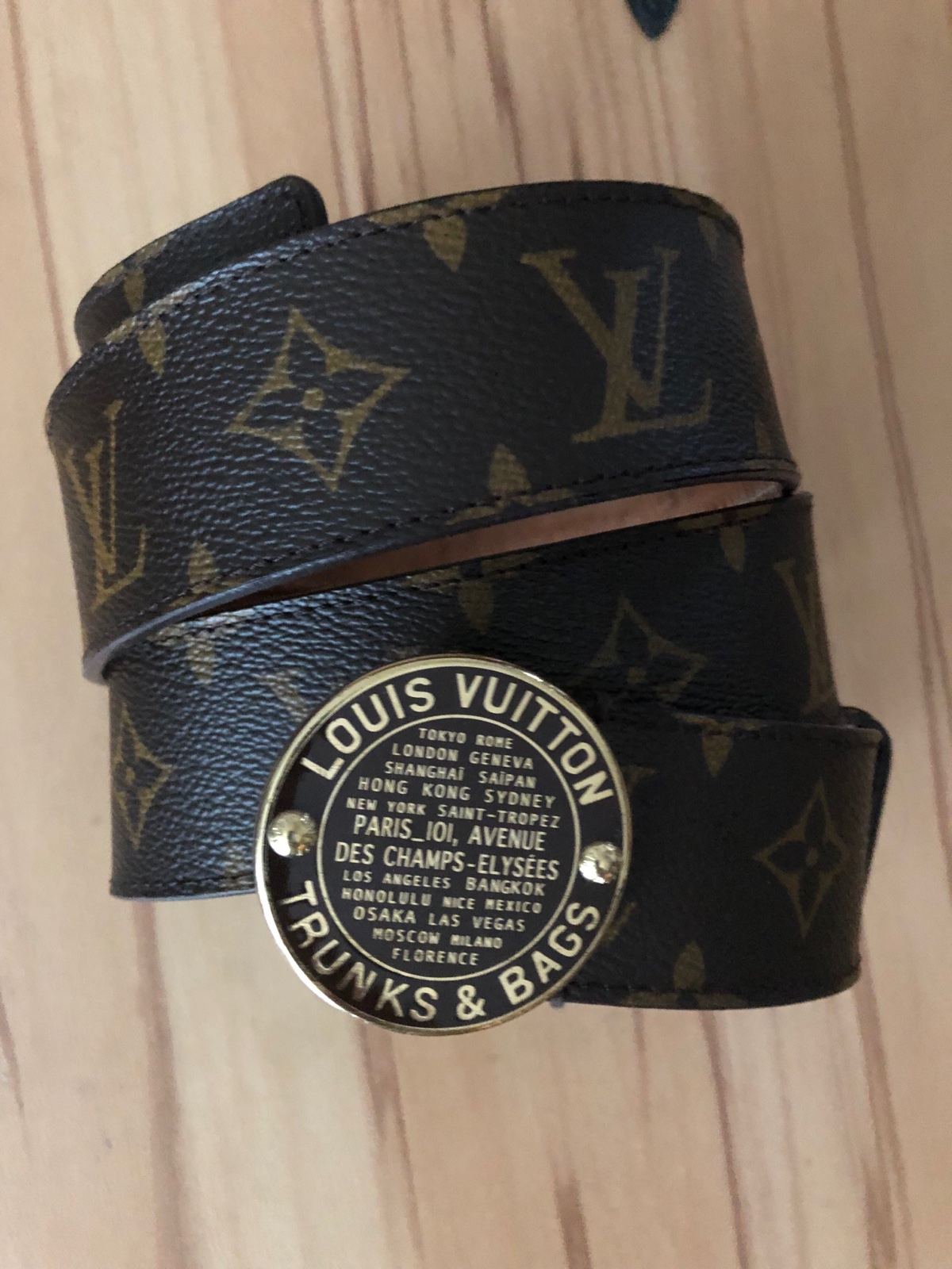 Opasok louis vuitton eedddb32dca
